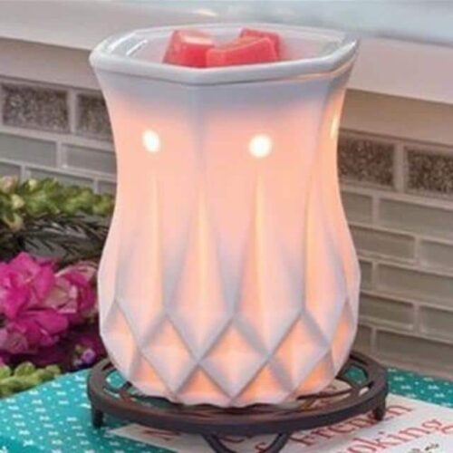 Alabaster Scentsy Warmer