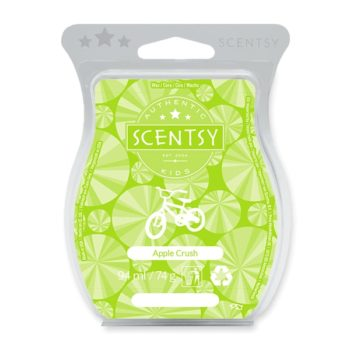 Apple Crush Scentsy Bar