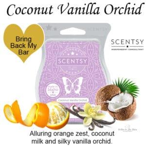 Coconut Vanilla Orchid BBMB