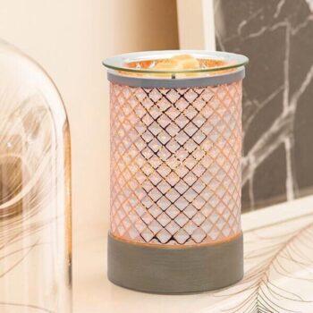 Cream Diamond Scentsy Warmer