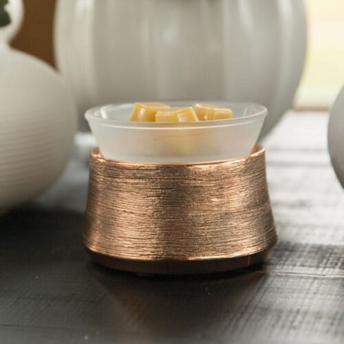 Etched Copper Scentsy UK Warmer