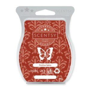 Festive Spice Scentsy Bar