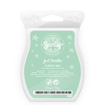 Just Breathe Scentsy Wax Bar
