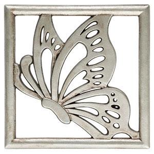 Monarch Silver Scentsy Frame