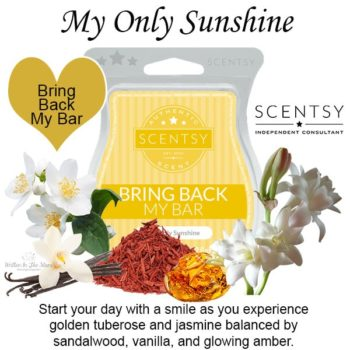 My Only Sunshine Scentsy Bar