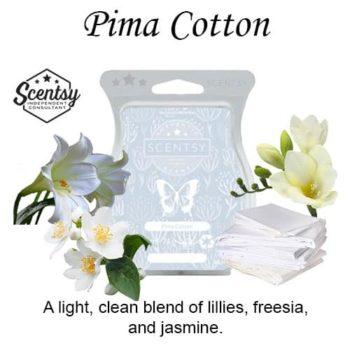 Pima Cotton Scentsy Wax Melt