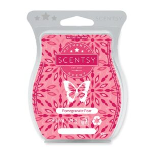 Pomegranate Pear Scentsy Bar