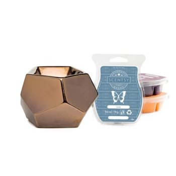 Scentsy System - 1 x £30 Warmer & 3 Bar