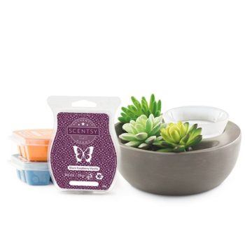 Scentsy System - 1 x £42 Warmer & 3 Bar