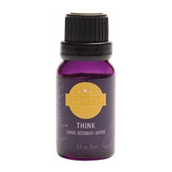 Think Scentsy Essential Oil Blend