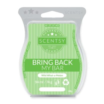 Wild What-a-Melon Scentsy Bar