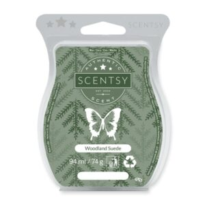 Woodland Suede Scentsy Bar
