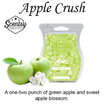 Apple Crush Scentsy Wax Melt