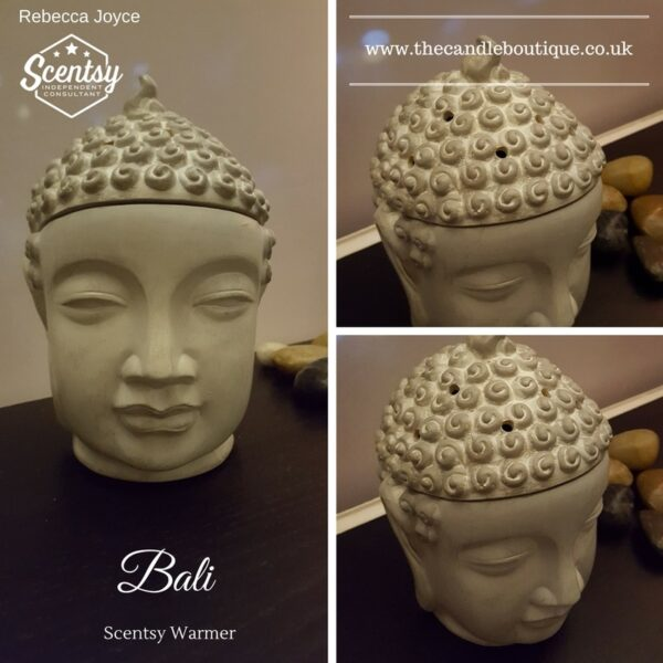 Bali Scentsy Warmer The Candle Boutique Scentsy Uk