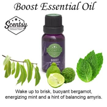 Boost Scentsy Essential Oil