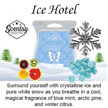 Ice Hotel Scentsy Wax Melt