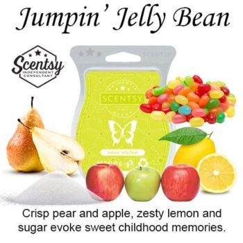 Jumpin Jelly Bean Scentsy Wax Melt