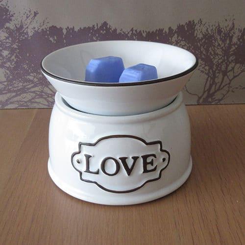 scentsy love warmer
