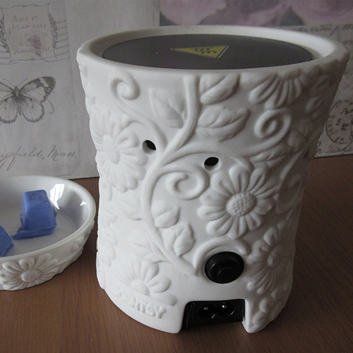 Flower Vine Scentsy Warmer The Candle Boutique Scentsy Uk Consultant
