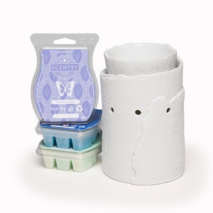 £33 Warmer + 3 Bars Scentsy System