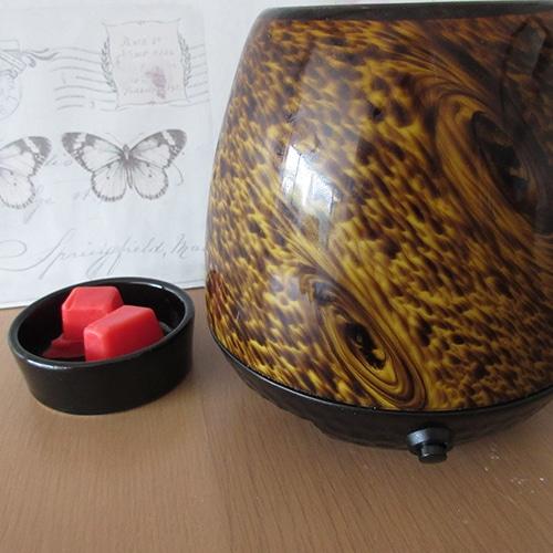 back of tigers eye scentsy warmer