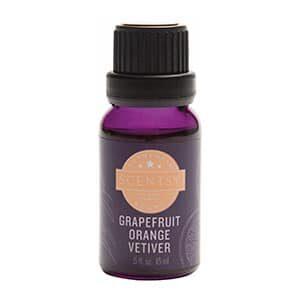 Grapefruit Orange Vetiver Scentsy Natural Oil