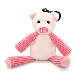 Penny The Pig and Crazy Coconut Scentsy Buddy Clip
