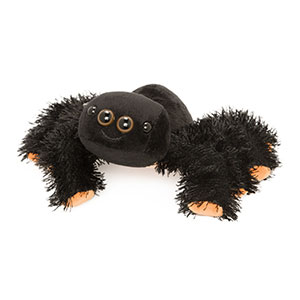 Audrey The Arachnid Spider Scentsy Buddy Clip Keyring