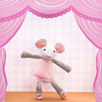 Maddie the Mouse Ballerina Scented Soft Toy Buddy