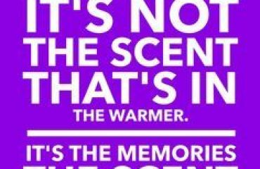 Memory in the Scentsy fragrance