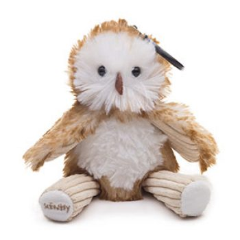 Oakley The Owl & Oodles Of Orange Scentsy Buddy Clip
