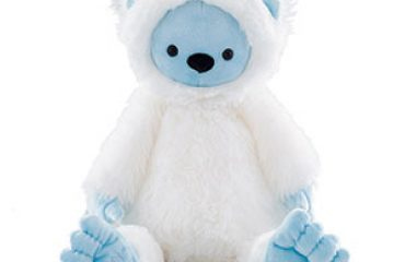 Boris The Yeti Scentsy Buddy