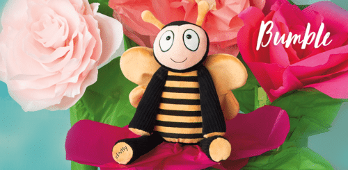 Bumble Bee Scentsy Buddy