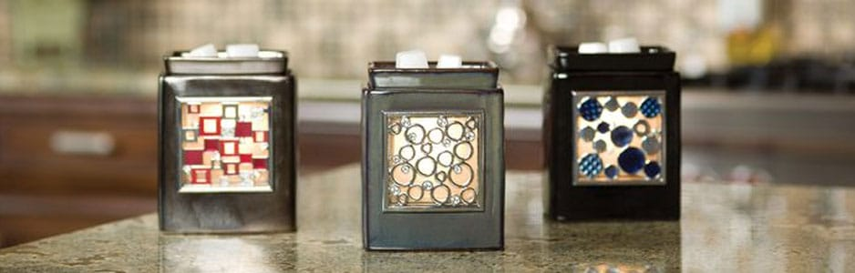 Scentsy Gallery Warmers