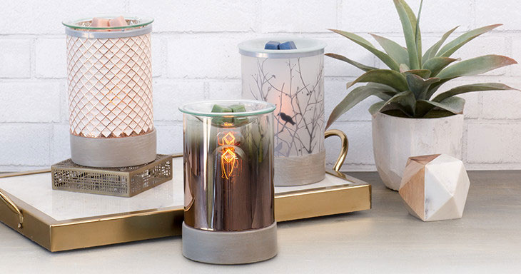 Scentsy UK Lampshade Warmers