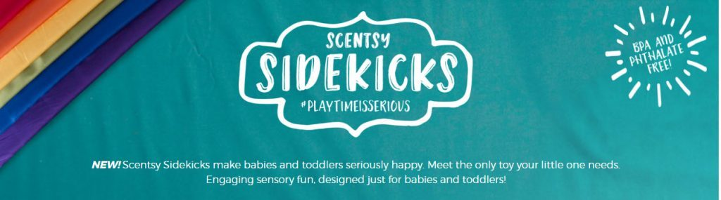 Scentsy UK Sidekicks
