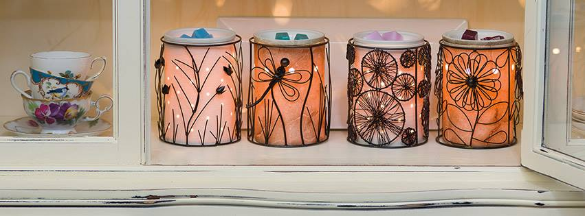 Scentsy UK Silhouette Collection Warmers