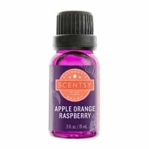 Apple Orange Raspberry 100% Scentsy Natural Oil
