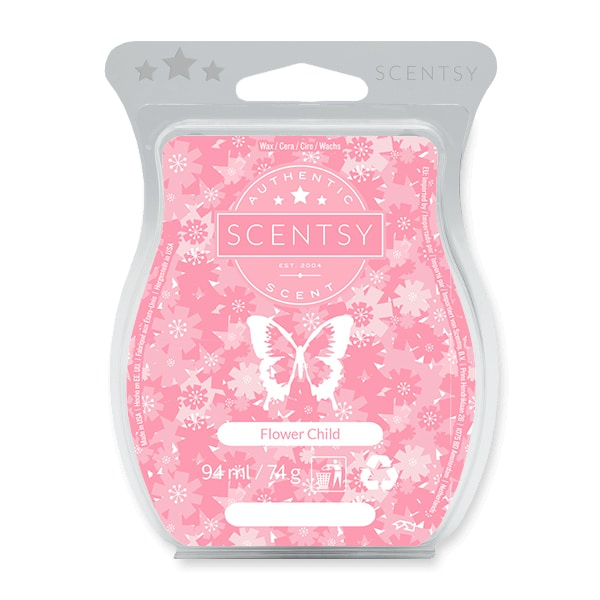 Flower Child Scentsy Bar