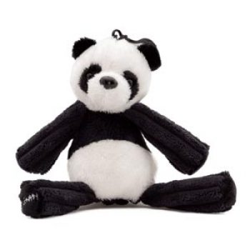 Shu Shu the Panda + Jammy Time Fragrance Buddy Clip