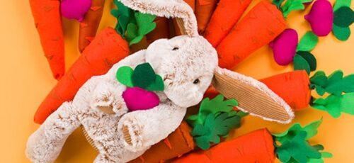 Bailey the Bunny Scentsy Buddie