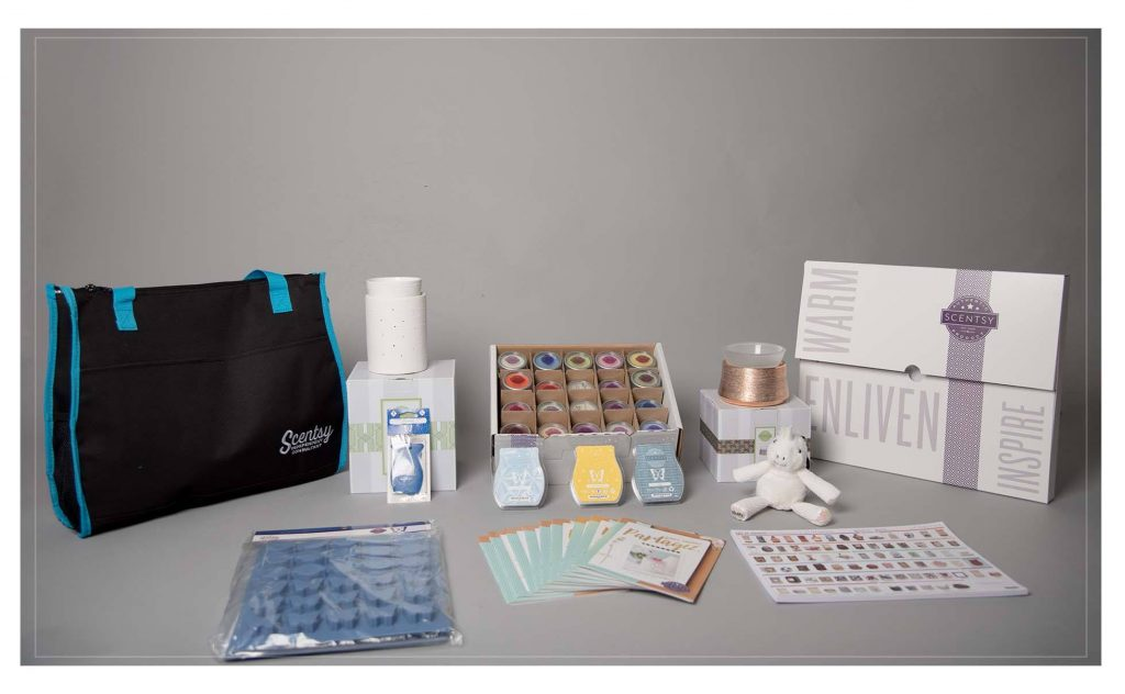 Scentsy UK Starter Kit As Of April 2017
