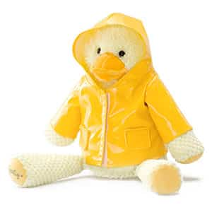 Scentsy Wellington The Duck Soft Scented Kids Toy