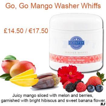 go go mango washer whiffs