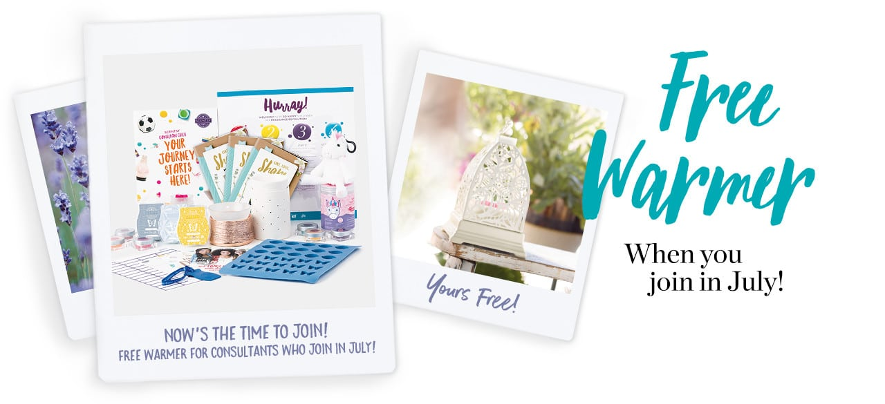 join scentsy this july 2017