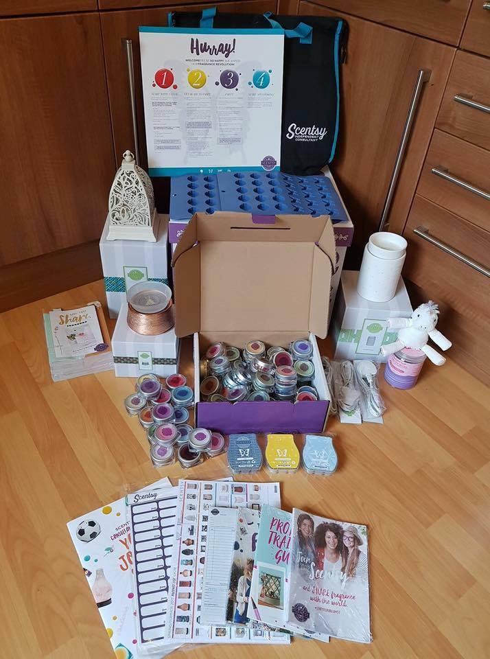Join Scentsy And Become An Independent Scentsy Consultant
