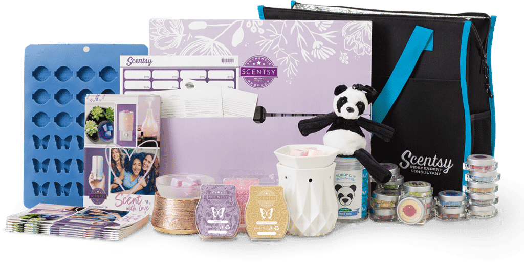 Join Scentsy August Starter Kit