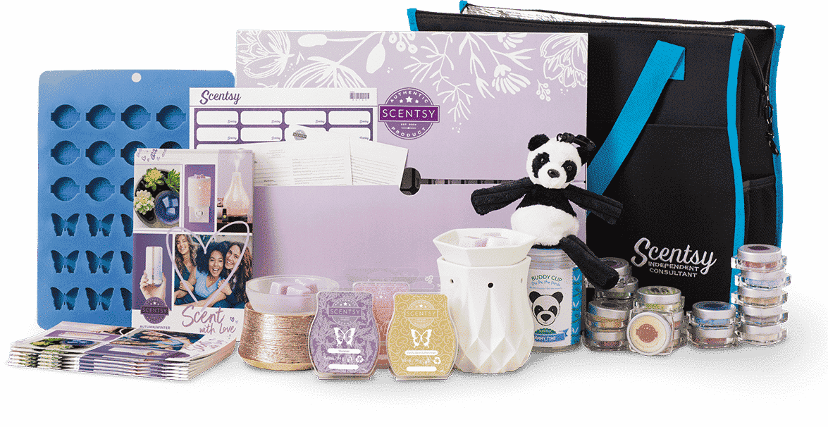 Join Scentsy October Starter Kit
