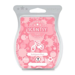 Bubblegum Blast Scentsy Bar