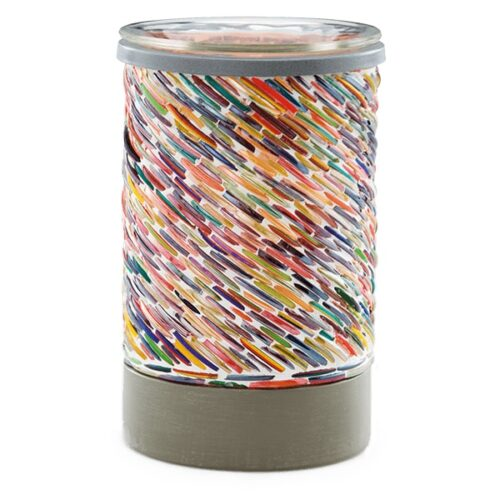 Colours of the Rainbow Scentsy Warmer
